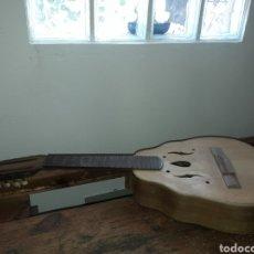 Instrumentos musicales: ANTIGUO LAUD GUILLERMO LLUQUET VALENCIA PARA RESTAURAR POR LUTHIER O DECORAR. Lote 209760536