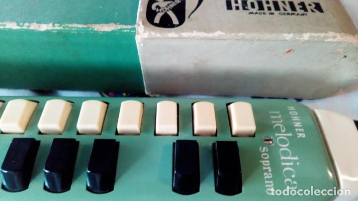 Instrumentos musicales: Flauta Melodica Honner Soprano Caja Origen - Foto 2 - 209775198