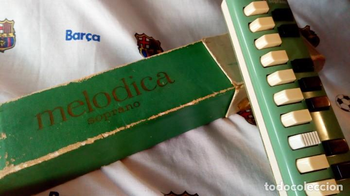 Instrumentos musicales: Flauta Melodica Honner Soprano Caja Origen - Foto 4 - 209775198