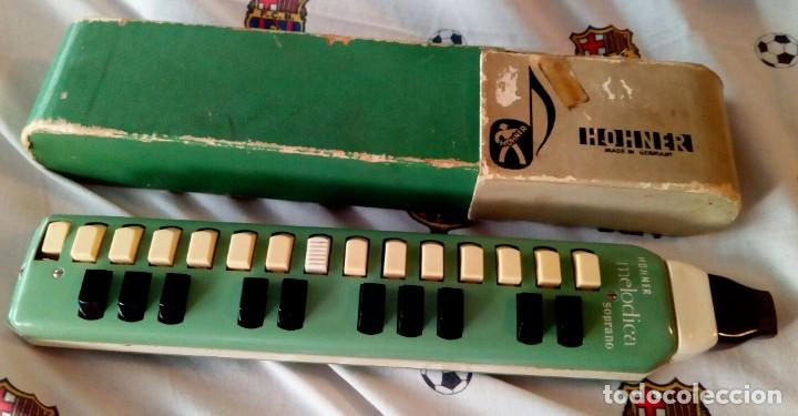 Instrumentos musicales: Flauta Melodica Honner Soprano Caja Origen - Foto 5 - 209775198