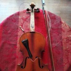 Instrumentos musicales: VIOLÍN ANTIGUO. Lote 209921297