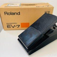 Instrumentos musicales: ROLAND EV-7. Lote 210004673