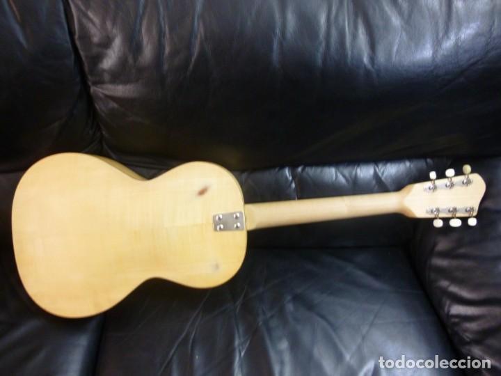 Instrumentos musicales: Parlor electroacústico Framus sport - Foto 3 - 210039506
