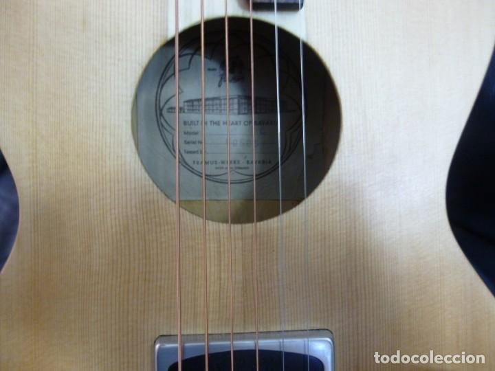 Instrumentos musicales: Parlor electroacústico Framus sport - Foto 5 - 210039506