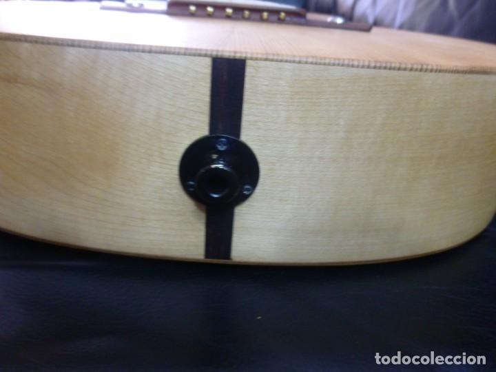Instrumentos musicales: Parlor electroacústico Framus sport - Foto 11 - 210039506