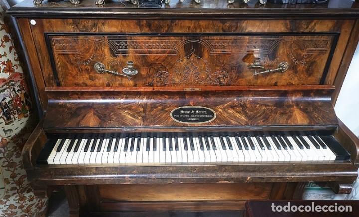 Instrumentos musicales: Piano antiguo - Foto 3 - 210176646
