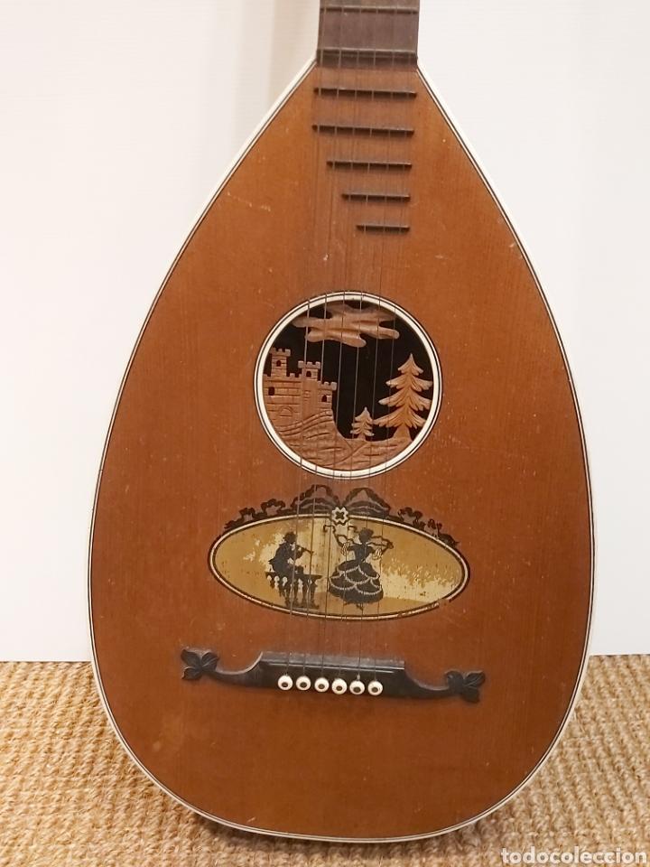 Instrumentos musicales: ANTIGUA MANDOLA - Foto 4 - 210180732