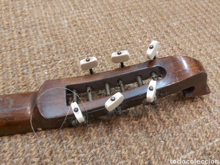 Instrumentos musicales: ANTIGUA MANDOLA - Foto 7 - 210180732