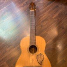Instrumentos musicales: GUITARRA ESPAÑOLA PRINCIPIOS S. XX (G). Lote 210199212