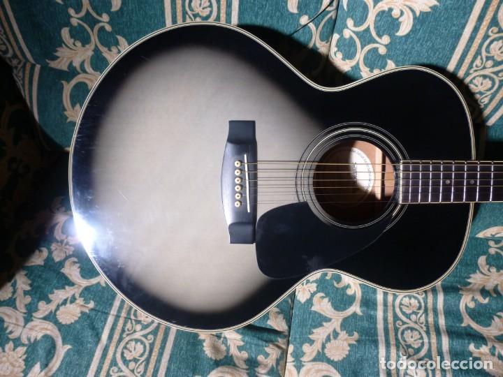GUITARRA ACÚSTICA SAMICK AMERICAN SERIES CON FUNDA (Música - Instrumentos Musicales - Guitarras Antiguas)