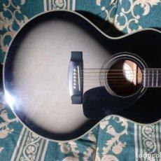 Instrumentos musicales: GUITARRA ACÚSTICA SAMICK AMERICAN SERIES CON FUNDA. Lote 210220200
