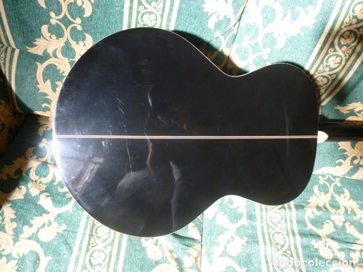 Instrumentos musicales: Guitarra acústica samick american series con funda - Foto 4 - 210220200