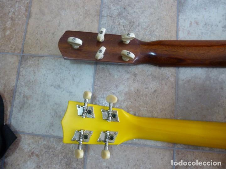 Instrumentos musicales: Ukelele Kala ukadelik y timple canario con fundas. - Foto 4 - 210221200