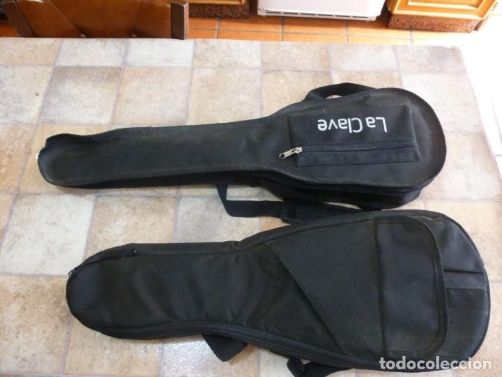 Instrumentos musicales: Ukelele Kala ukadelik y timple canario con fundas. - Foto 5 - 210221200