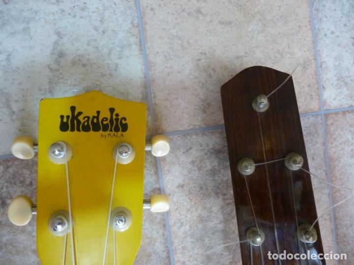 Instrumentos musicales: Ukelele Kala ukadelik y timple canario con fundas. - Foto 6 - 210221200