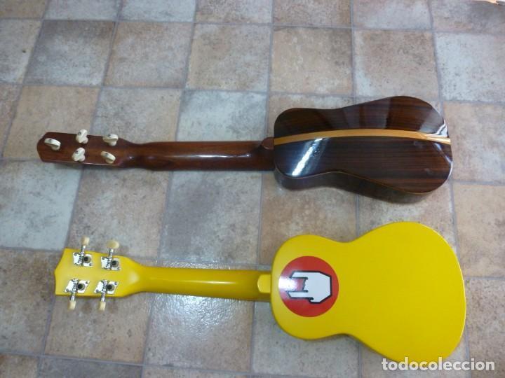Instrumentos musicales: Ukelele Kala ukadelik y timple canario con fundas. - Foto 9 - 210221200