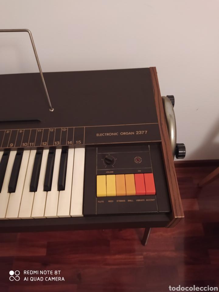 Instrumentos musicales: Órgano eléctrico 2377 Antonelli Studio. - Foto 4 - 210350483