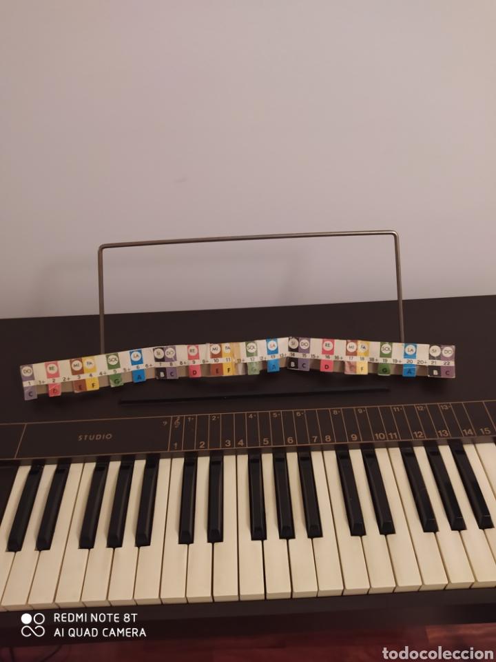 Instrumentos musicales: Órgano eléctrico 2377 Antonelli Studio. - Foto 9 - 210350483