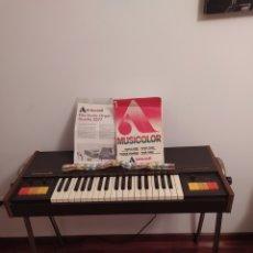 Instrumentos musicales: ÓRGANO ELÉCTRICO 2377 ANTONELLI STUDIO.. Lote 210350483