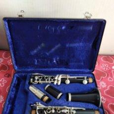 Instruments Musicaux: ANTIGUO CLARINETE DE PARÍS. Lote 210397600
