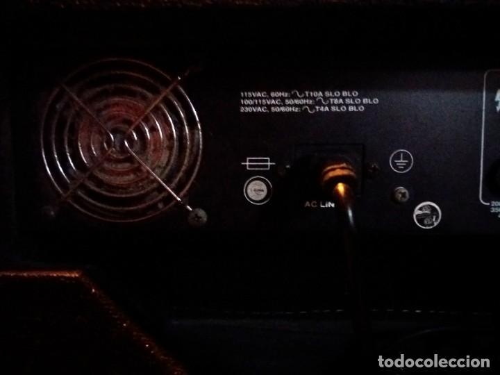 Instrumentos musicales: BASS AMPLIFIER AMPLIFICADOR DE BAJO AMPEG SVT-350H COMPLETO (CABEZAL + CAJA ACUSTICA + FUNDAS) - Foto 10 - 210415362