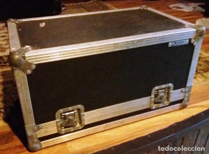 Instrumentos musicales: BASS AMPLIFIER AMPLIFICADOR DE BAJO AMPEG SVT-350H COMPLETO (CABEZAL + CAJA ACUSTICA + FUNDAS) - Foto 17 - 210415362