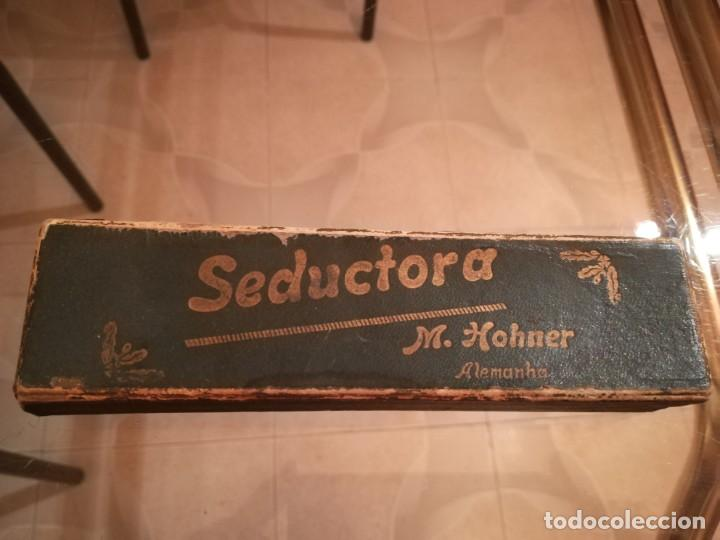 Instrumentos musicales: ARMONICA SEDUCTORA DE HOHNER - Foto 5 - 210416861