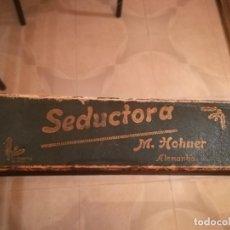 Instrumentos musicales: ARMONICA SEDUCTORA DE HOHNER. Lote 210416861