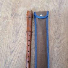 Instrumentos musicales: FLAUTA ALEXANDER HEINRICH. Lote 210429053