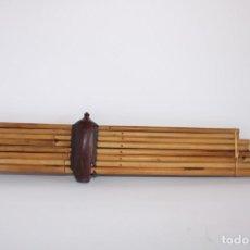 Instruments Musicaux: INTERESANTE FLAUTA DE PAN HECHO A MANO BAMBU. Lote 210550420