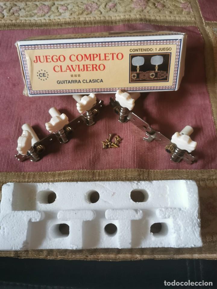 JUEGO DE CLAVIJAS. ALHAMBRA. GUITARRA CLÁSICA (Música - Instrumentos Musicales - Accesorios)