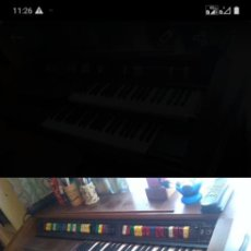 Instrumentos musicales: PIANO ORGANO LOWREY MAGIC GENIE 44. Lote 210636174