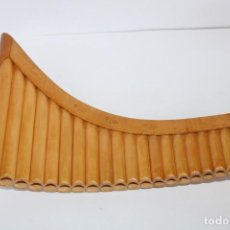 Instruments Musicaux: FLAUTA DE MADERA. Lote 210639192