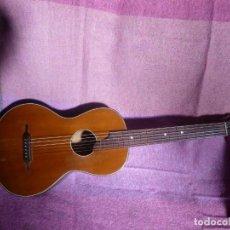 Instrumentos musicales: GUITARRA ROMÁNTICA ANTIGUA DE COLONIA. Lote 210639662