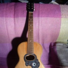 Instrumentos musicales: GUITARRA ROMÁNTICA MARIUS XIX-XX. Lote 210645992