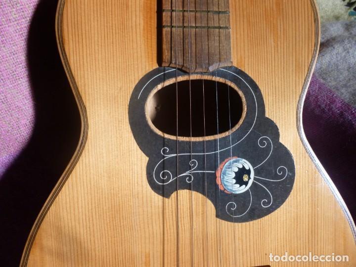 Instrumentos musicales: Guitarra romántica Marius XIX-XX - Foto 3 - 210645992