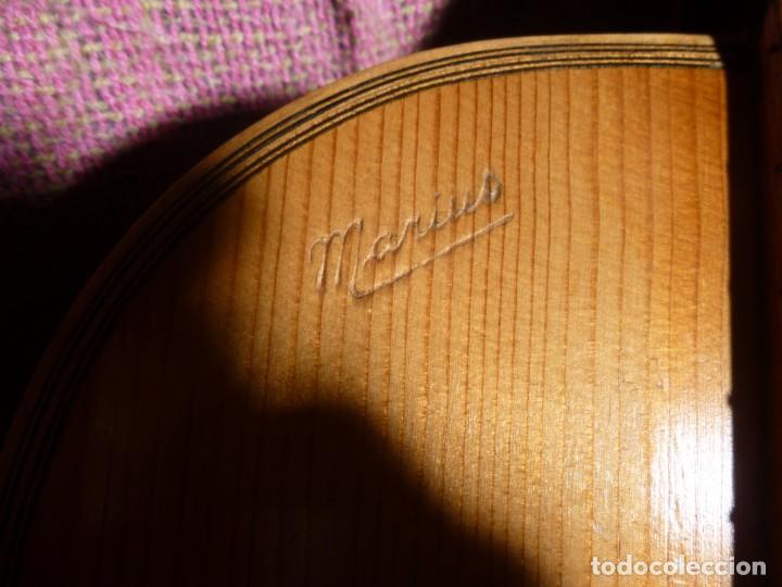Instrumentos musicales: Guitarra romántica Marius XIX-XX - Foto 4 - 210645992