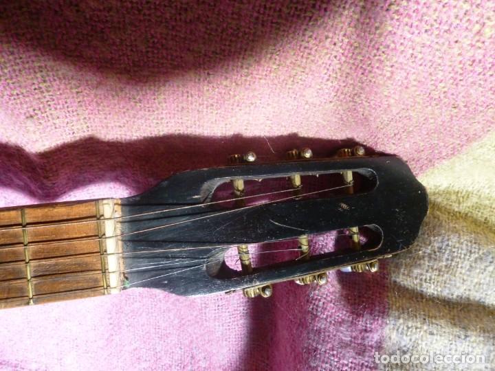 Instrumentos musicales: Guitarra romántica Marius XIX-XX - Foto 8 - 210645992