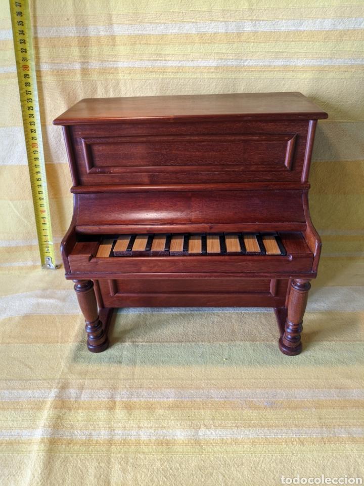 PIANO PEQUEÑO (Música - Instrumentos Musicales - Pianos Antiguos)