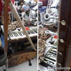 Instrumentos musicales: ARPA MEDIEVAL RESONANCIA 17 CUERDAS..CLON CONSTRUIDO POR LUTHIER ARTESANAL EN LOS AÑOS 90.. Lote 210676520