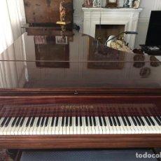 Instrumentos musicales: PIANO BECHSTEIN. Lote 210710911