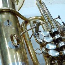 Instrumentos musicales: TUBA AMATI EN FA. Lote 210727984