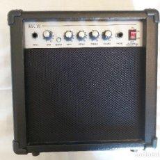Instrumentos musicales: AMPLIFICADOR PARA GUITARRA ELECTRICA MARCA MARKTINES 15 W.. Lote 210783481