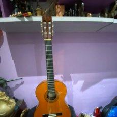Instrumentos musicales: ANTIGUA GUITARRA ESPAÑOLA - VER LA MARCA EN FOTOS. Lote 210799694