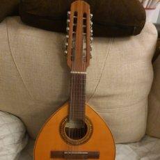 Instrumentos musicales: BANDURRIA ANTIGUA CASA JOSE MAS Y MAS LEER. Lote 210799837