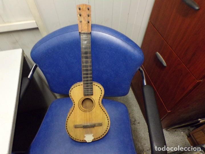 GUITARRA ESPAÑOLA PEQUEÑA (Música - Instrumentos Musicales - Cuerda Antiguos)