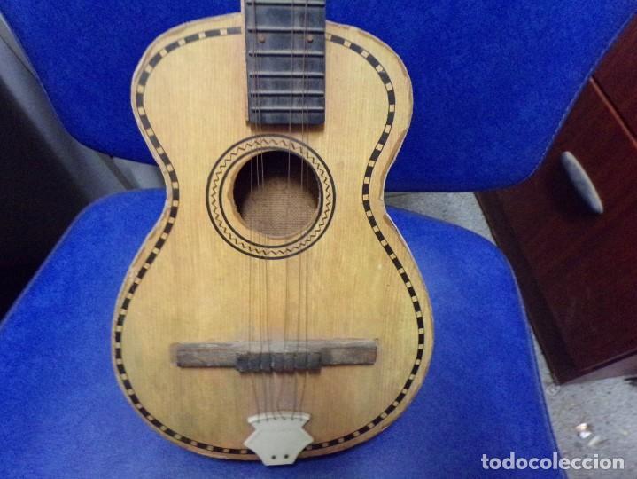 Instrumentos musicales: guitarra española pequeña - Foto 2 - 210818871