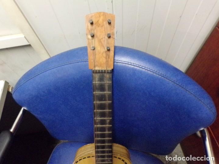 Instrumentos musicales: guitarra española pequeña - Foto 3 - 210818871