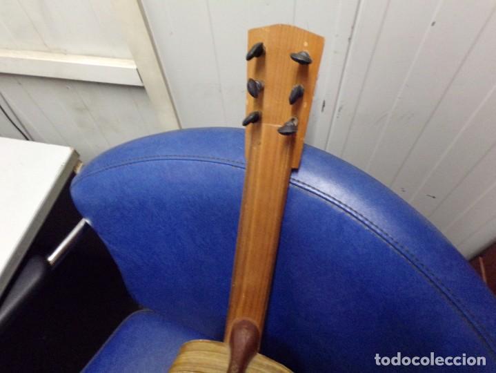 Instrumentos musicales: guitarra española pequeña - Foto 6 - 210818871