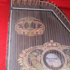 Instrumentos musicales: CITARA INSTRUMENTO DE CUERDA. Lote 210932856